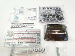 New Tamiya Super Clodbuster Clod Buster Body Plastic Set Black Edition Tc3k