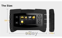 OBD2 OBD II Car Full System Scanner ECU Programming Coding Diagnostic Scan Tool