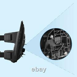 Pair Towing Mirrors for 2008-2016 Ford F250 F350 Super Duty Signal Power Heated