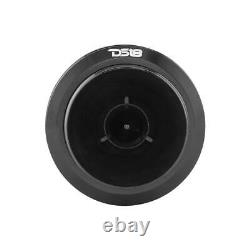 Pair of DS18 1 400 Watt 4 Ohm Super Tweeter High Compression Neodymium Bullet