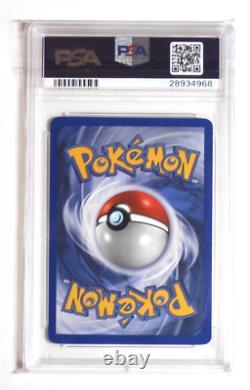 Pokemon EX Deoxys # 107 Gold Star Rayquaza Holo PSA 10 Card GEM MINT Super Rare