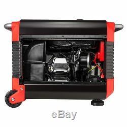 Powerbuilt Inverter Generator 3500 Watts, Super Quiet, Electric Start 240064