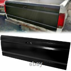 Primered Complete Steel Rear Tailgate For 87-1996 Ford F150 F250 F350 FO1900104