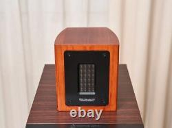Ribbon Tweeters Super Tweeter Speaker HiFi Audio Audiophile New Pair Wood