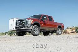 Rough Country Ford F250 F350 Super Duty Dual Steering Stabilizer 2005-2020 4WD