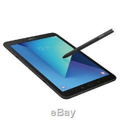 Samsung Galaxy Tab S3 9.7-Inch Black SM-T820NZKAXAR Super AMOLED 32GB with S-Pen