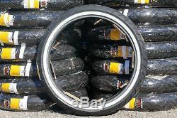 Shinko 120/70-21 777 White Wall 68V Reinforced Front Tire for Harley Models