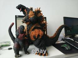 Super Big 1995 Gojira Mode PVC Painted Figure Statue 33L/ 18H