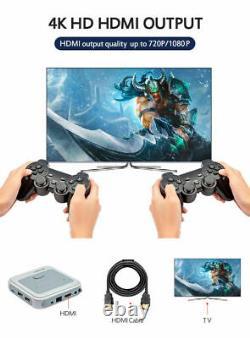 Super Console X Retro Mini WiFi 4K HDMI Home TV Video Game Console S905M 2021