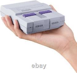 Super Nintendo Mini entertainment System/ Super NES Classic Edition 21 GAMES