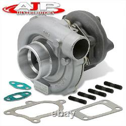 T3/T4 Turbo Charger. 57 A/R Turbine. 50 A/R Compressor 400+ HP Boost Stage III