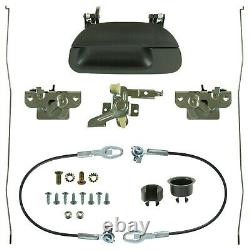 Tailgate Hardware Kit for 1999-2007 Ford Super Duty F250 F350 1997-2003 F150