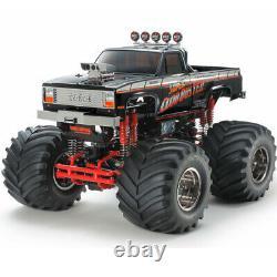 Tamiya 47432 1/10 Super Clod Buster Black Limited Edition Pick-Up Truck Kit
