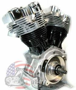 Ultima Complete 96 Shovelhead Engine Motor Harley Davidson Big Twin 1970-1984