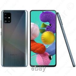 Unlocked Samsung Galaxy A51 A515U 6.5 Super AMOLED 128GB Black GSM Smartphone