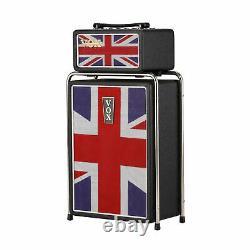Vox MSB25UJ Mini Super Beetle 25 Watt Guitar Amplifier with Union Jack Print