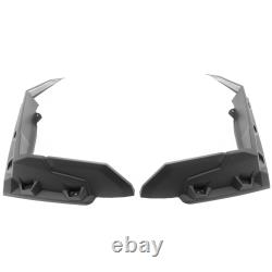 X3 Super Extended Fender Flares For 2017-2021 Can Am Maverick X3 Models