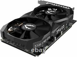 ZOTAC Gaming GeForce RTX 2060 6GB GDDR6 Super Compact ZT-T20600K-10M Graphics