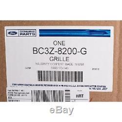 11-16 Ford F250 F350 Oem Grill Bc3z8200g De Grille De Radiateur Avant À Usage Intensif