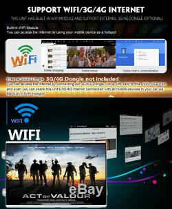 11,6 ' ' Entertainment Tv LCD Écran Tactile Arrière Musique Têtière Wifi Tpms Encerclantes