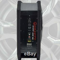 1200w 12 Ported Car Audio En Seat Super Slim Enceinte Sub Subwoofer