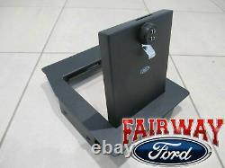 17 À Travers 21 Super Duty Ford Console Security Vault Gun Safe Avec Captain Chairs