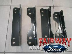 17 Thru 22 Super Duty Oem Ford 5ème Roue / Gooseneck Hitch Prep Package