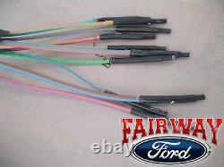 17 Thu 19 Super Duty F250 F350 F450 F550 Oem Ford Upfitter Fuse & Relay Panel
