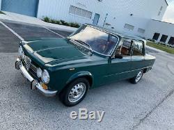 1972 Alfa Romeo Giulia Restauré! Video Rare Voir