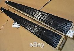2002-2015 Ford Super Duty Lh Et Rh Side 6 3/4 Lit Moulding Rail Cap Nouveau Oem