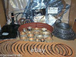2004r Super Master Kit De Reconstruction Avec La Bande D'aciers Bushing Set Filtre 200-4r 200r4