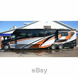 2020 Renegade XL X45bbc Triple Super C Faites Glisser Bunkhouse Diesel Coach Motorhome