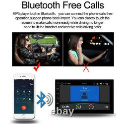 2din Android 8.0 Voiture Radio Gps Navigation Audio Stereo Car Multimedia Mp5 Player