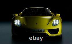 3.0 H1 Bi-xénon Objectif Du Projecteur Pour Les Phares Avec Porsche Style 4-led Drl Suaire