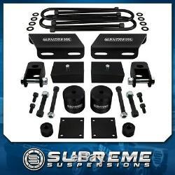 3 Kit De Levage Entièrement Accessoirisé Pour Ford F 250 F 350 Super Duty 2005-2016 4 Roues Motrices