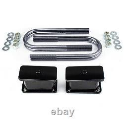 3 Kit Lift Complet Avec Chocs Pro Comp Pour 1999-2004 Ford F250 Super Duty 4x4