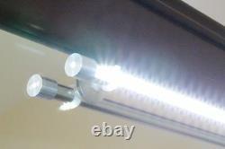 40 Led Light Pour 4ft 48 Display Showcase Super Bright Cabinet Light Kit
