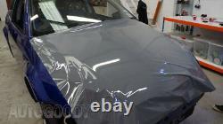 480 X 60 Super Gloss Nardo Gray Vinyl Film Wrap Air Bubble Gratuit 40ft X 5ft