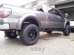4 Moto Métal 962 20x12 Gloss Black Wheels 8x170 Ford F-250 Super Duty