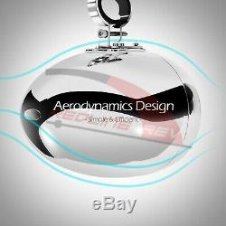 600w Amp Bluetooth Stéréo 5 Haut-parleurs Du Système Audio Harley Moto Et Vtt Utv Rzr