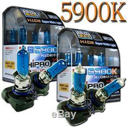 9005 Et 9006 Ampoules De Phares Xénon Super Blanc 5900k