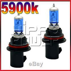 9007 Super White Xenon Hid Halogène Phares Ampoule 5900k