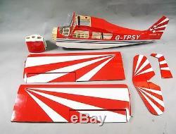 96in Géant Échelle 30cc-35cc Gas Super Decathlon Arf Kit Avion