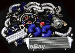 98-06 Vw Golf Jetta Git Mk3 1.8 Mk4 2.8 Tdi T3 / T4 Chargeur Turbo Kit 80-450hp