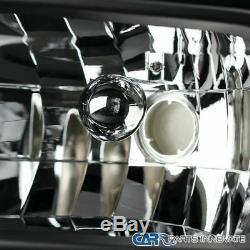 99-04 Phares 1pc De Dégagement D'excursion De Ramassage D'excursion Du Noir 002 F250 / F350 Superbe Devoir