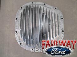 99-11 Super Duty F250 F350 Oem Ford Arrière En Aluminium Diff Couverture 10.25 Ou 10.50