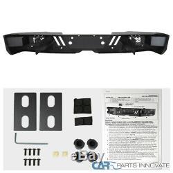 99-16 Ford F250 F350 Super Duty Ramassage En Acier Hd Pare-chocs Arrière De Protection Du Visage Bar Étape