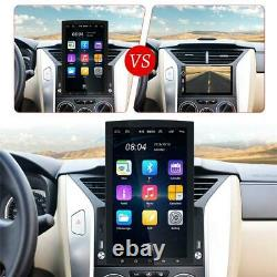 9.7''hd Vertical Screen Android 10.0 Voiture Stéréo Radio Wifi Gps Navigation 1+16 Go