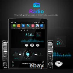 9.7in Voiture Stereo Radio Lecteur Mp5 2din Bluetooth Mains Libres Wifi Avec Gps Navigation