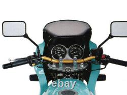 Abm Superbike Lenker-kit Suzuki Gs 500 E (gm51b) 88-00 Silber